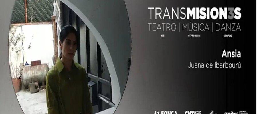 TRANSMISION3S: Ansia, de Juana de Ibarbourú