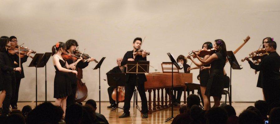 Vivaldi, Platti, Bach