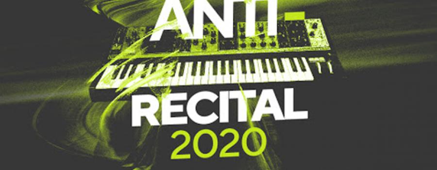 Tres expresidentes y un fantasma: Anti-recital 2020