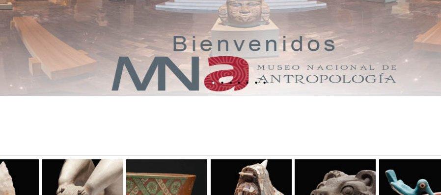 Visita la exposición permanente del Museo Nacional de Antropología