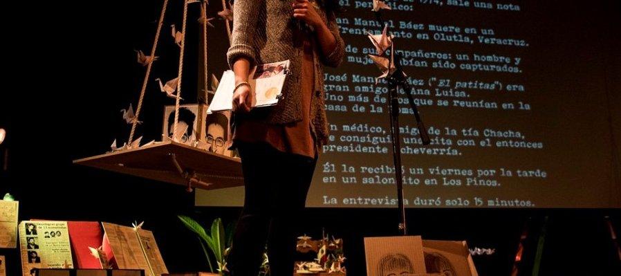 Me apellido Guerra. Documento escénico sobre la vida de Ana Luisa Guerra