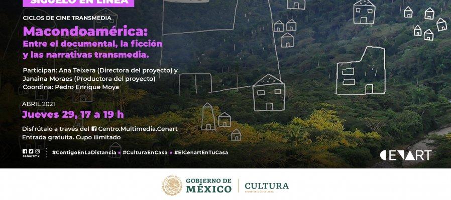 Macondoamérica: Entre el documental, la ficción y las narrativas transmedia.