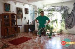 Aprende a bailar con  José Luis Pacheco