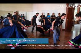 Aprende a bailar picota con el Conjunto Típico Tamaulipe...