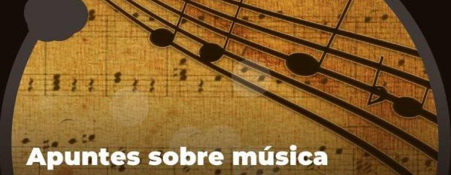 Apuntes sobre la música de concierto: conceptos musicales