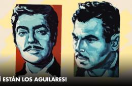¡Aquí están los Aguilares!