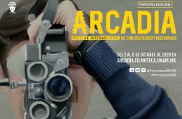 La historia en la mirada; Arcadia tercera edición