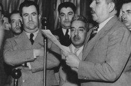 1938. La expropiación petrolera. 80 aniversario