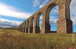 Arcos de Sitio y Museo Nacional del Virreinato. Estado de...
