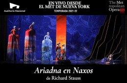 En vivo desde el MET de Nueva York, Ariadna en Naxos