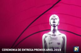 Ceremonia de entrega premios Ariel 2019