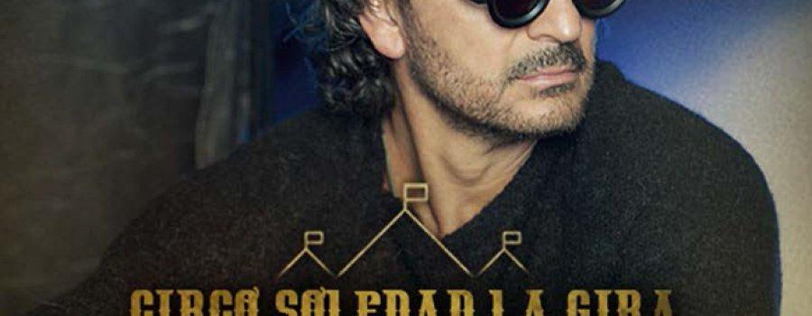 Ricardo Arjona. Circo Soledad