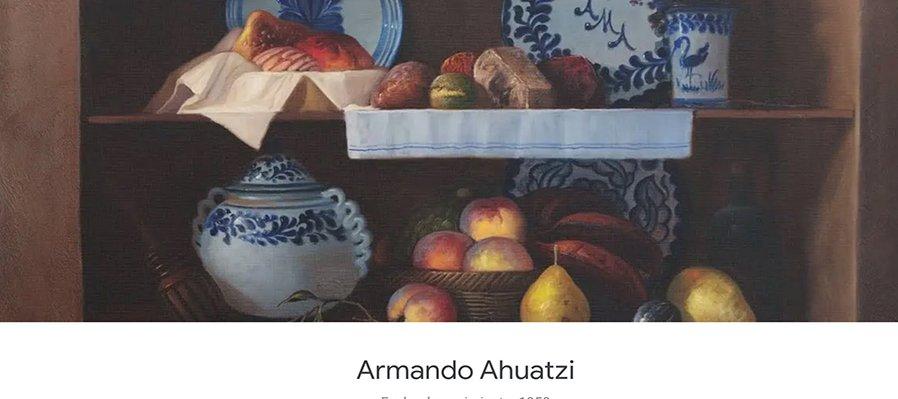 Arts&Culture: Armando Ahuatzi
