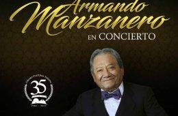 Armando Manzanero en concierto
