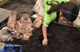 Jornadas de arqueología para niños