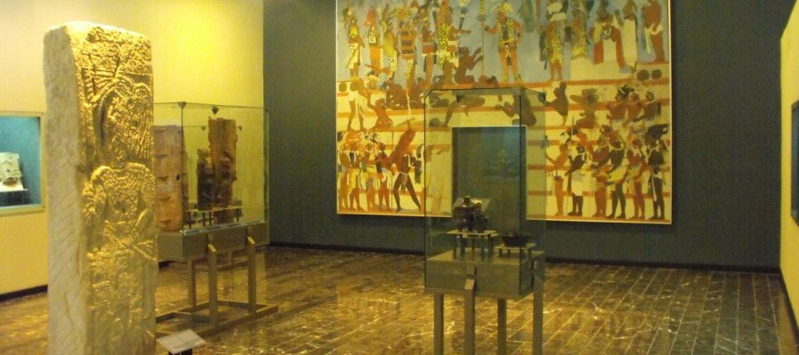 Conoce la Sala sobre Arqueología en el MRCh