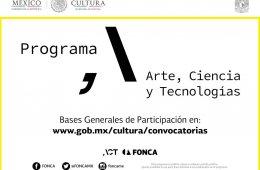 Convocatoria Arte, Ciencia y Tecnologías (ACT)