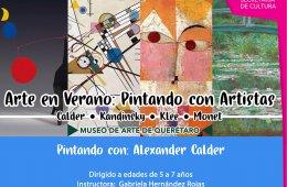 Curso de Verano con Alexander Calder