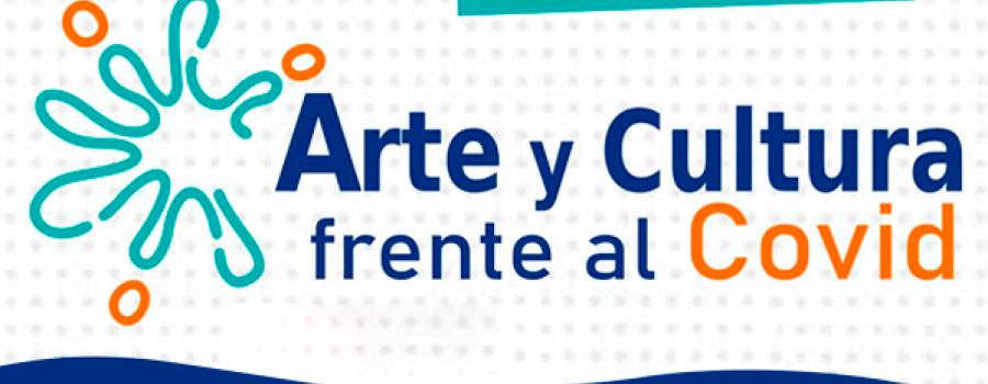 Arely Salgado: Arte y cultura frente el covid