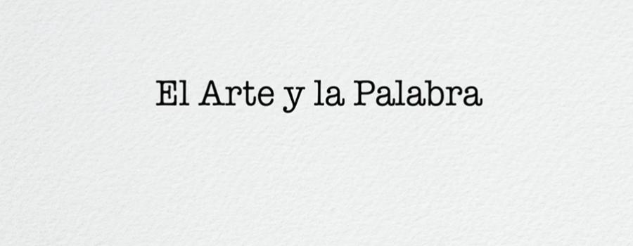 El Arte y La Palabra Pat Boran
