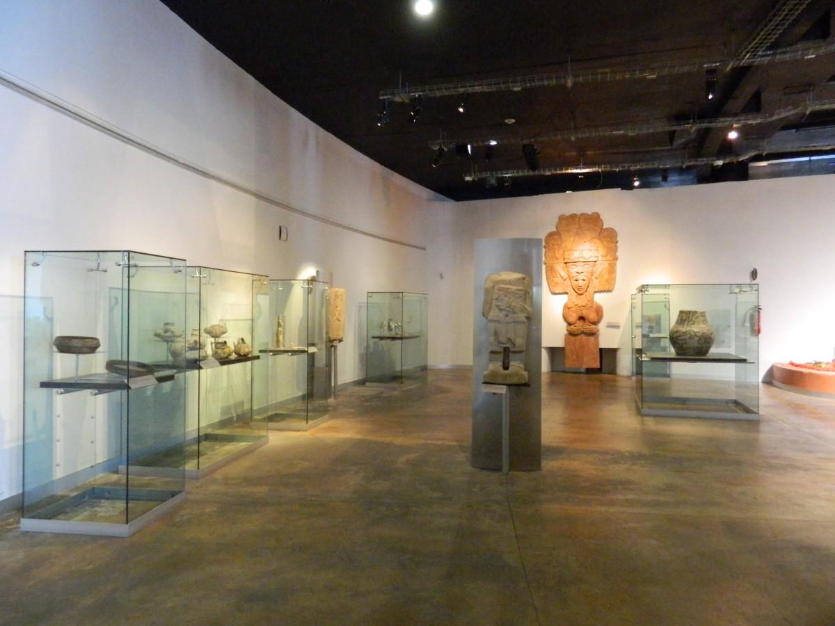 interior de Espacio Cultural Metropolitano METRO