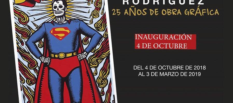 Artemio Rodríguez, 25 años de obra gráfica