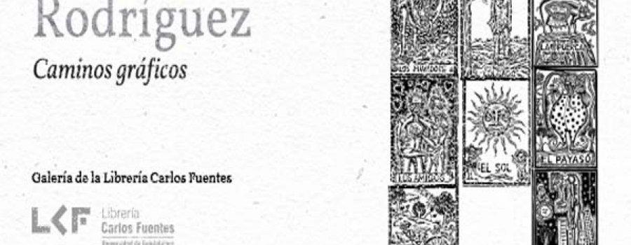 Artemio Rodríguez. Caminos gráficos