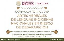 Artes Verbales de Lenguas Indígenas Nacionales en Riesgo...