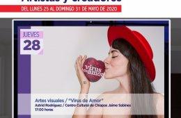 Artes Visuales / Virus de amor