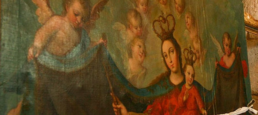 Tecnología, arte e historia. Las imágenes de piedad en el antiguo obispado de Michoacán