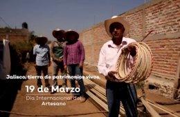 Artesanos de Jalisco: Manuel Leonel Reyna