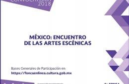 Participa en el Encuentro de las Artes Escénicas (Enarte...