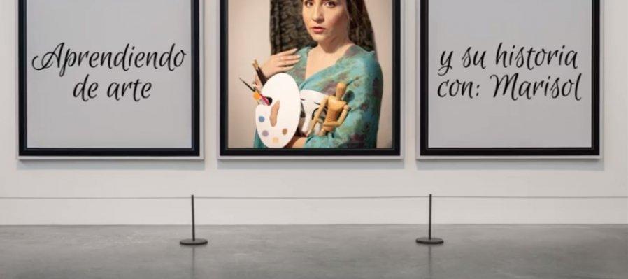 Aprendiendo de historia y arte con Marisol: Yves Klein