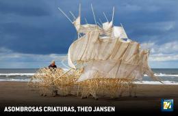 Asombrosas criaturas, Theo Jansen