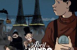 Abril y el mundo extraordinario (Avril et le monde truqu�...
