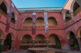 Meet the Regional Museum of Tlaxcala, former Convent of O...