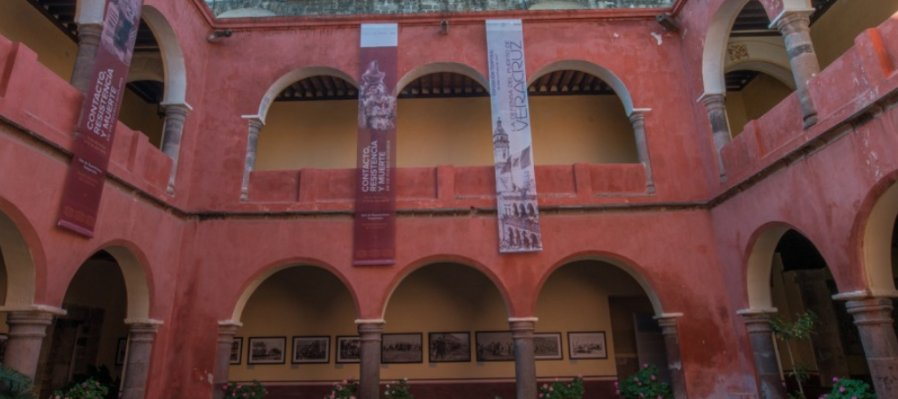 Meet the Regional Museum of Tlaxcala, former Convent of Our Lady of the Assumption