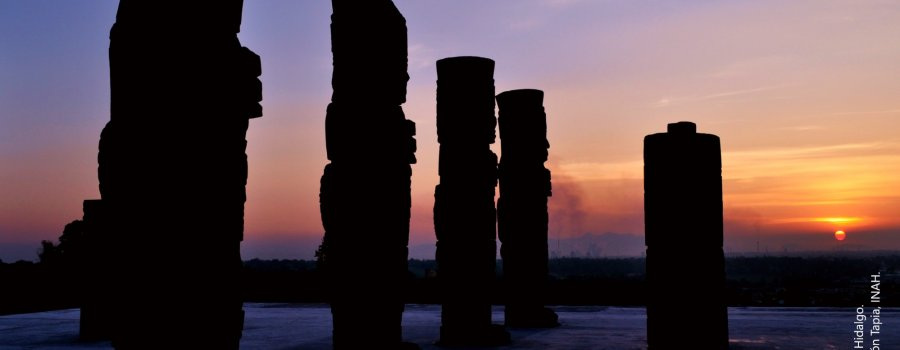 Zona arqueológica de Tula. Hidalgo
