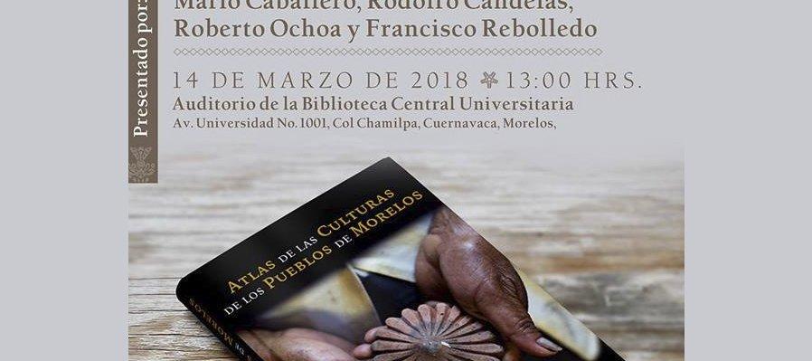 Atlas de las Culturas de los Pueblos de Morelos