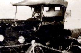 Colección de autos antiguos