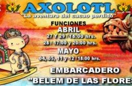Axolotl: La Aventura del Cacao Perdido