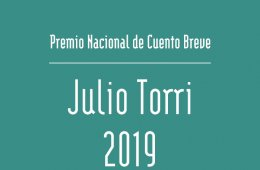 Premio Nacional de Cuento Breve Julio Torri 2019