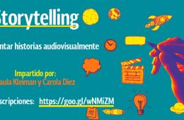 Contar historias audiovisualmente