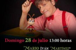 Homenaje a Cri Crí por Mario Iván Martínez