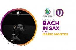 Bach en Sax