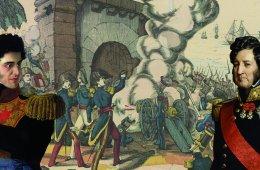 1838. La primera Intervención francesa, 180 Aniversario