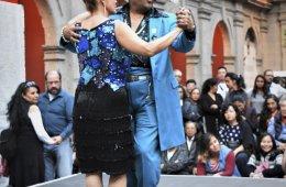 Bailes de salón y danzas folklóricas