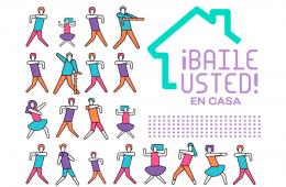 ¡Baile usted!... en casa: Coreografía afectos bailados