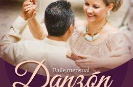 Danzón de los pies al corazón | Baile mensual