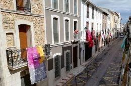 Balconadas de Guanajuato. Convivencia entre el arte, la a...